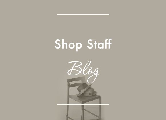 Shop Staff Blog