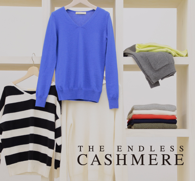 THE ENDLESS CASHMERE