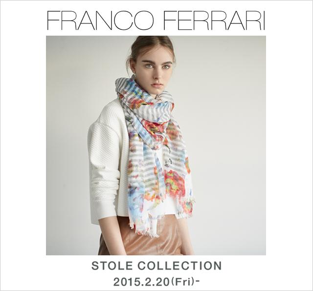 FRANCO FERRARI STOLE COLLECTION