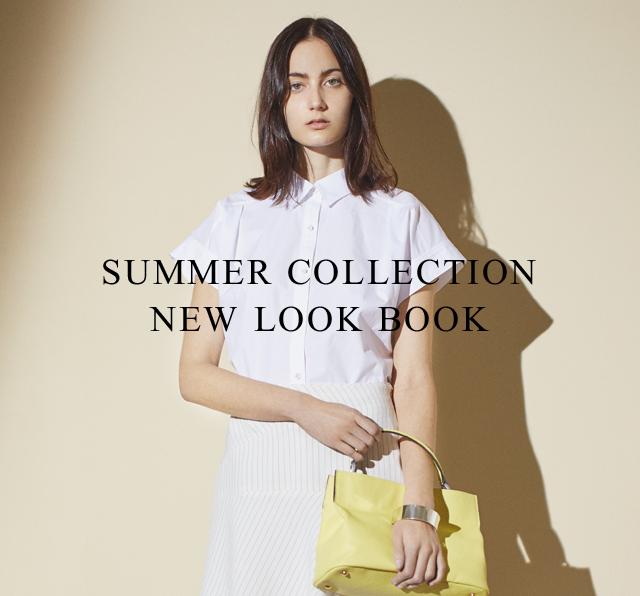 【WEB先行公開】2015 Summer LOOKBOOK