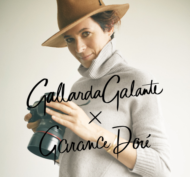 -my story, my fashion- <br/>GALLARDAGALANTE×Garance Dore