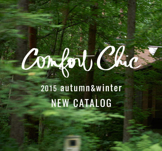2015 AUTUMN&WINTER≪WEB CATALOG≫