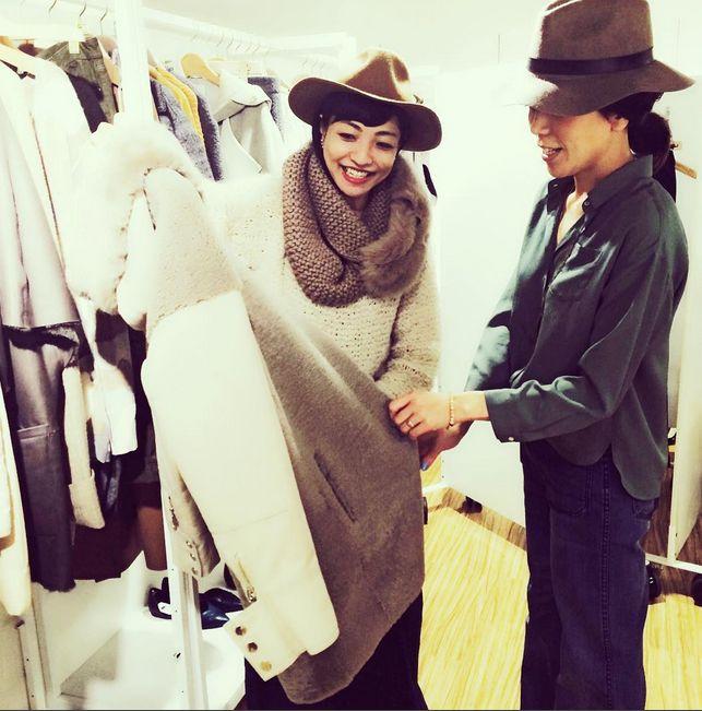 そして、先日、「ガリャルダガランテ」のプレスの方から、「宮田さんのMy story, My fashionを・・・」というお題を頂戴したことから、今回、こちらでご紹介させて