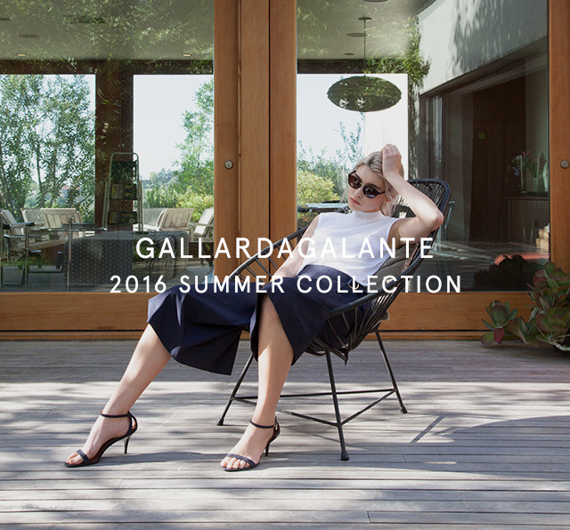 2016 SUMMER COLLECTION -STYLE BOOK-