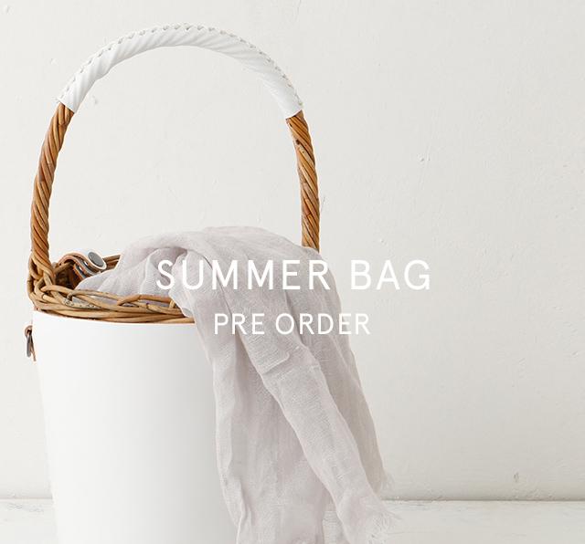 SUMMER BAG -PRE ORDER-