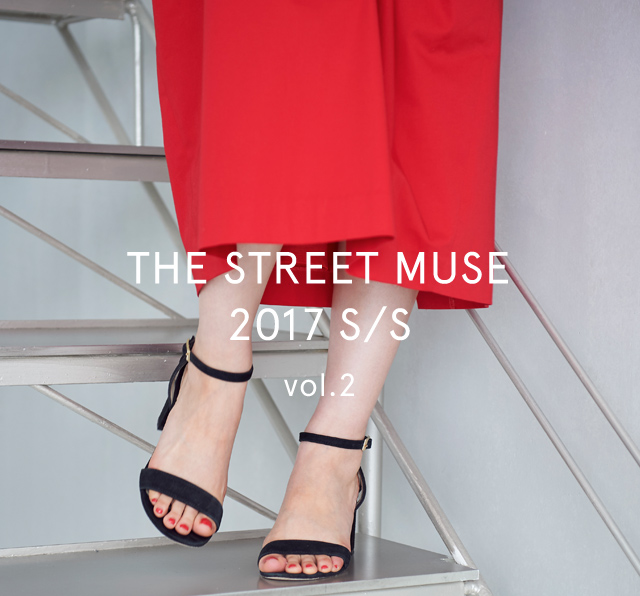 THE STREET MUSE Vol.2