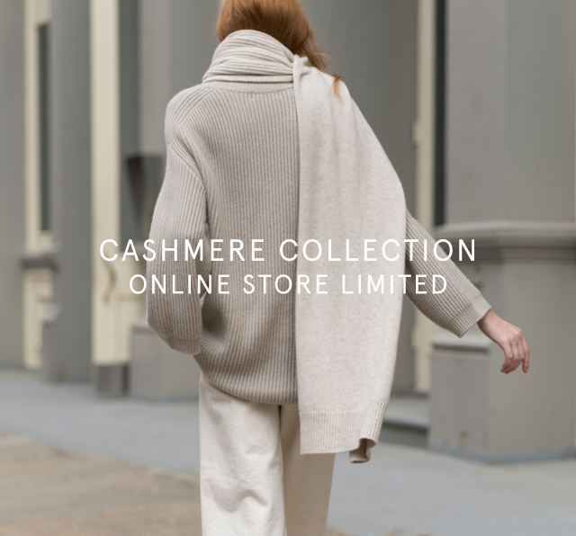 CASHMERE COLLECTION  -ONLINE STORE LIMITED-