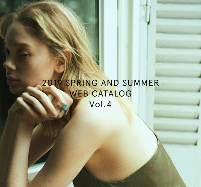 GALLARDAGALANTE 2019 SPRING & SUMMER WEB CATALOG Vol.4